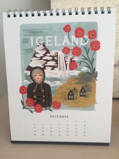 Calendar (Anthropologie)