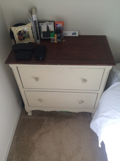 Dresser ($10 from friend)