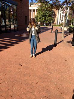 Cuffed jeans (H&M)