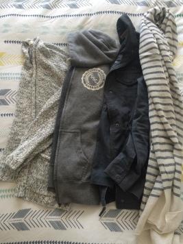 Jackets, Cardigan, Scarf