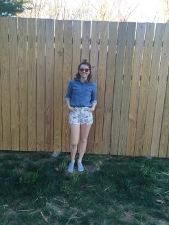 Shorts (PacSun)