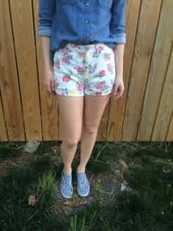 Shorts (Pac Sun)