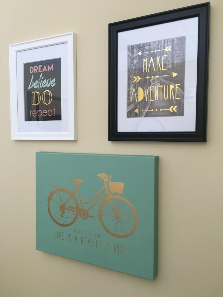 Frames and prints (TJ Maxx)
