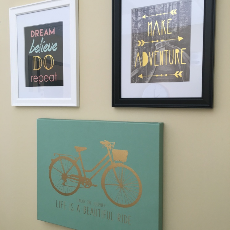Frames and prints (TJ Maxx)